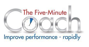 five minute coach